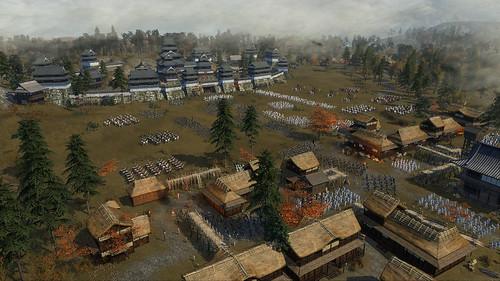 Autumn Battleground