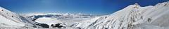 Scialpinismo Gran Sasso - Monte Camicia da Fonte Vetica