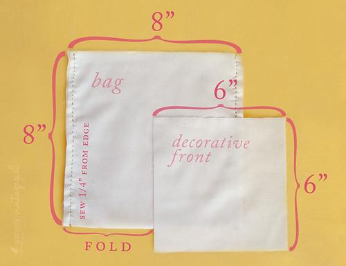 Little Bag Tutorial: Basics