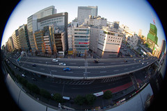 首都高速道路 (TRUE 2 DEATH) Tags: city rooftop japan tokyo highway shibuya vertigo sigma fisheye 日本 nippon metropolis 東京 heights 8mm nihon fisheyelens japón 渋谷駅 route3 渋谷区 tōkyō sigmalens 日本国 shibuyaku 8mmfisheye shutoexpressway sigma8mmfisheye 東京市 首都高速道路 club16 metropolitanexpresswayno3shibuyaroute metropolitanexpresswayno3 shutokōsokudōro