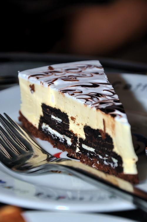 Norman Musa Dr.Cafe Oreo Cheese cake,jjpg