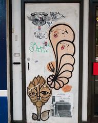 Graffs (theerstwhilekate) Tags: newzealand graffiti southisland dunedin