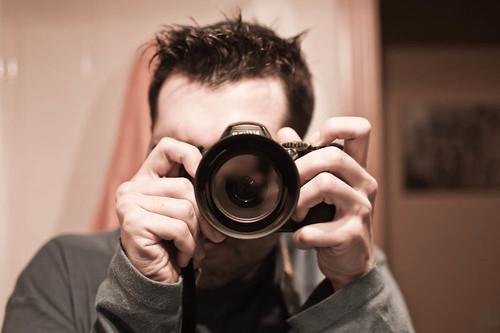 176/365 Fotógrafos que se cortan la melena