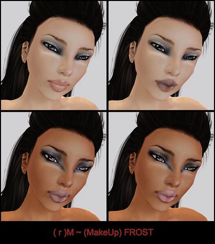 ( r )M ~ (MakeUp) FROST