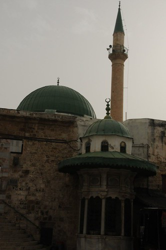 Mosque of Al-Jazzar