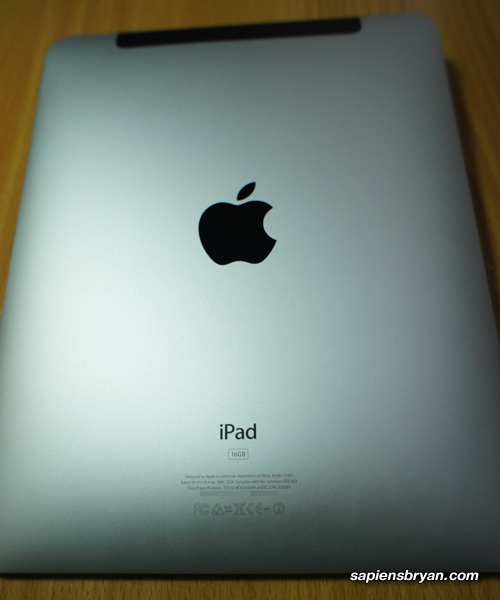 Apple iPad 16GB 3G+WiFi