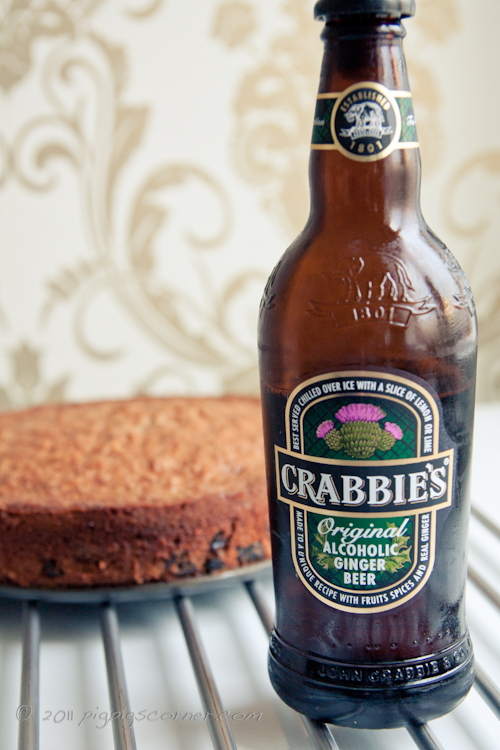 Ginger Beer Cake 5