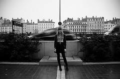 I N T E R Z O N E (Solène M.) Tags: street new white black france cold rock photoshop canon eos heart lyon song joy wave soul division interzone 450d