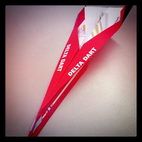 Delta Dart, 25.02.11