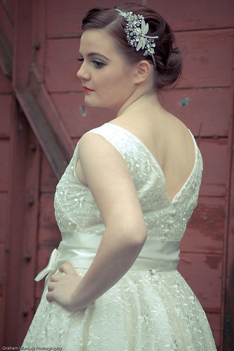 Vintage Wedding Dress Shoot-3999