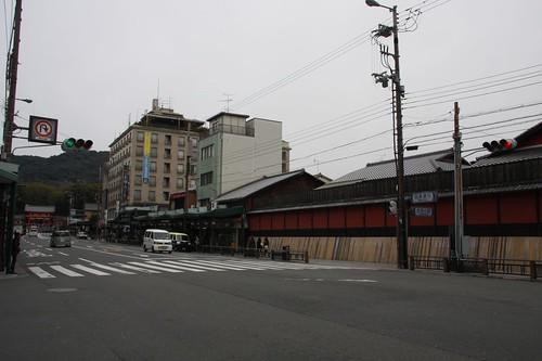 祇園、四条通り / Gion,Kyoto