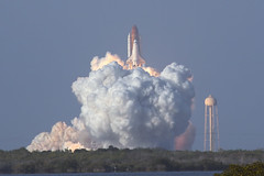 """Space Shuttle """"Discovery"""" Final Launch - STS-133 (Flightline Aviation Media) Tags: aviation nasa rocket launch discovery spaceshuttle stockphoto orbiter srb canon50d bruceleibowitz sts133"""