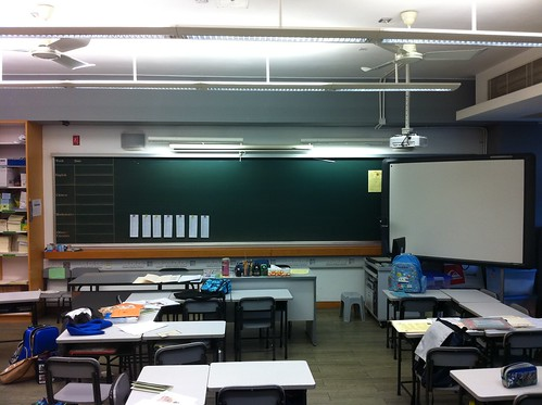 DBSPD Classroom Photo