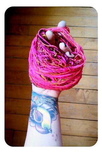 Andean bracelet