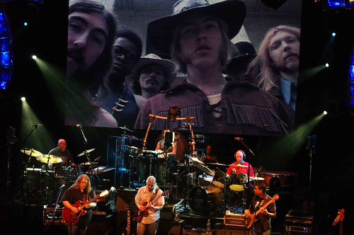 The Allman Brothers Band Live @ Beacon Theatre