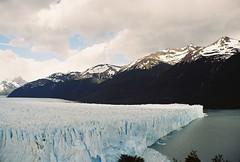 Perito Moreno IV (Walk Robins) Tags: patagonia lake film argentina canon lago glacier ft peritomoreno calafate ftql canonftql ql lakeargentina lagoargentina