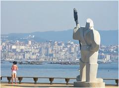 1895-Moaa (Pontevedra) (jl.cernadas) Tags: espaa mar spain agua europa europe galicia galiza neptuno ria auga riadevigo moaa provinciapontevedra