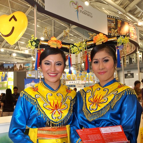 Going Places Asia: NATAS Fair: Promoting Indonesia Tourism