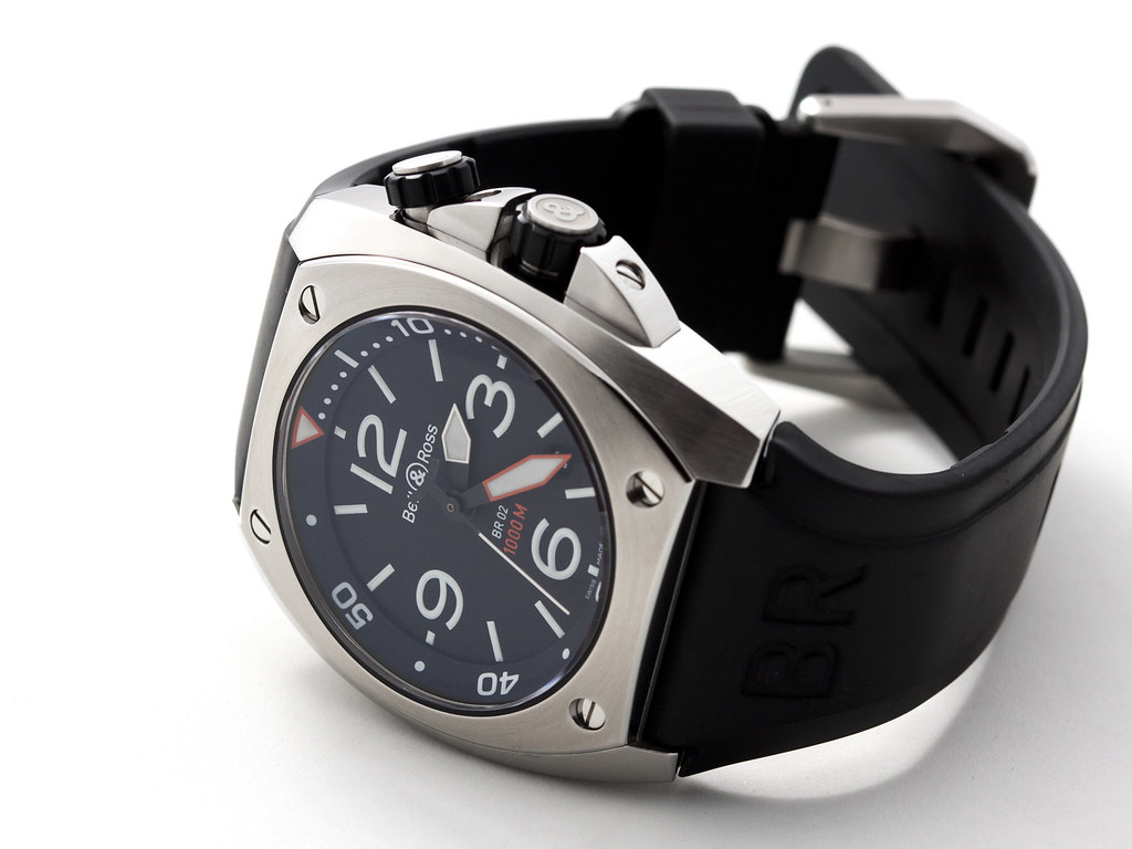 Bell&Ross BR02-92 Steel Automatic Watch
