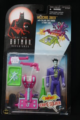 Bat-inventory- The New Batman Adventures- Joker Figure
