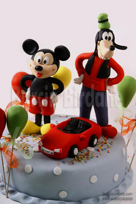 Mickey Goofie 1