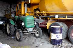STEYR (marvin 345) Tags: old italy tractor classic vintage italia voiture historic oldtimer vecchio steyr epoca trattore storico vecchia veneto vecchie storiche