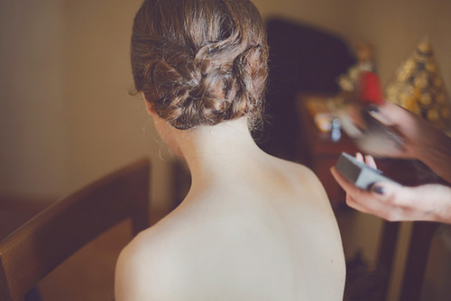 Mariam Before Weddin' by Lui h