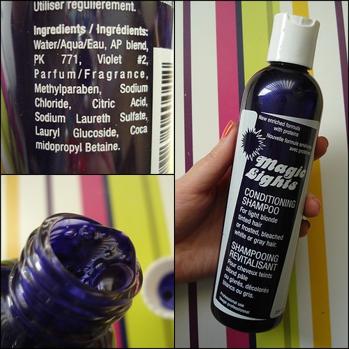 Magic Lights shampoo