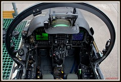 HARRRIER GR9 ZG508 COCKPIT (Gaz West) Tags: west vertical training plane airplane boat office fighter with live seat navy jet royal gaz cockpit everything theboat bomber ark wittering trainer picnik nas raf fully hover harrier jumpjet vtol the ejector royalnavy switched hmsarkroyal cottesmore fueled retiring vstol gr9 rafcottesmore canon50d rafconingsby rafwittering gazwest navalairsquadron zg508 ghastlywhisper