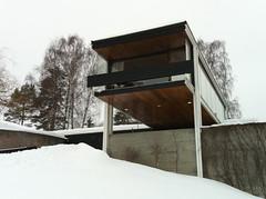 Villa Jongskollen #3 (Anders Hansen) Tags: camera oslo modern architechture 60s 4 norwegian 1964 1963 arkitektur iphone norsk geir sandvika grung modernistic jongskollen