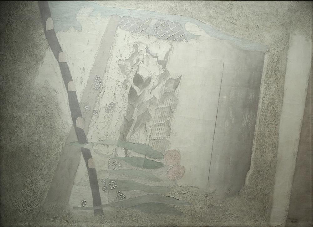 Jinřich Štyrský, Jinovatka [White frost], 1927