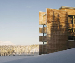 Copperhill Mountain Lodge (Skogsindustrierna) Tags: 2012 träpriset