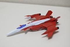 YF-29 本体組んだ