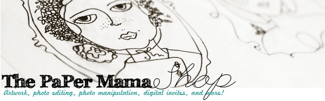 the paper mama shop short banner