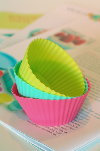 silicone cupcake cases 1285 R
