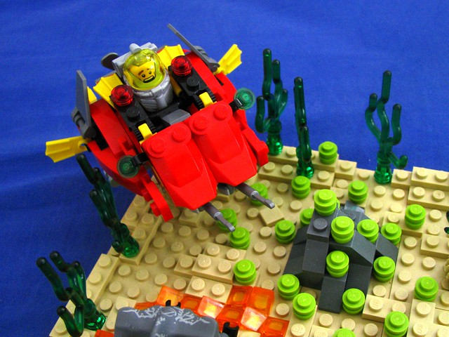 [MOC] Exclamation of Mutation 5496163169_44624e58fd_z
