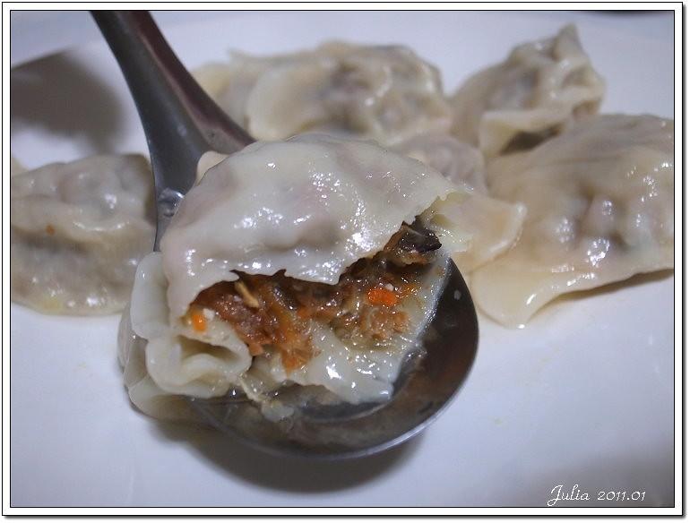 素食水餃 (3)