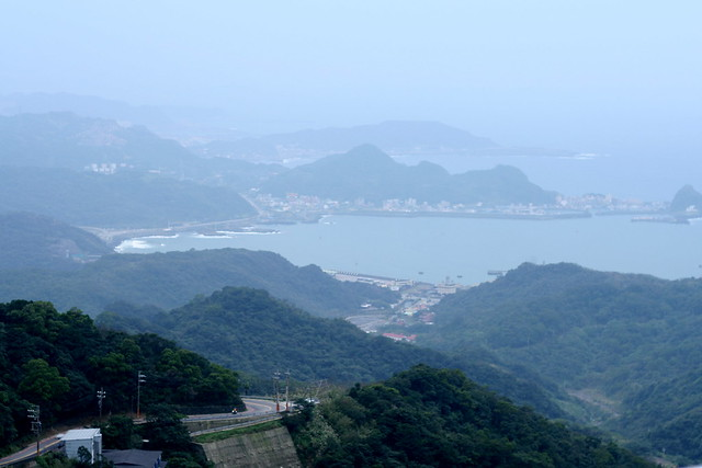 the Northern coast of Taiwan