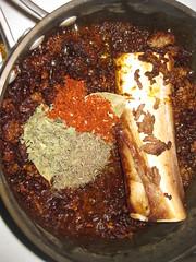 Chili and Anadama Bread March 4 2011 019