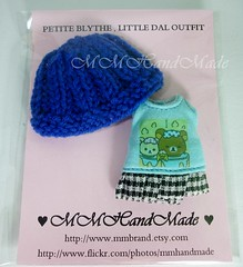 outfit for petite blythe , little dal 5-3-2011