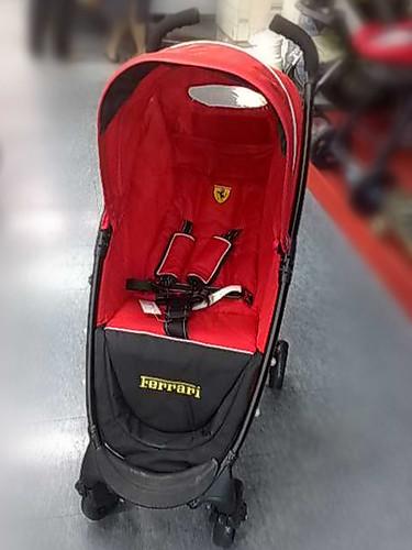 Ferrari Iron Baby Stroller (New unit)