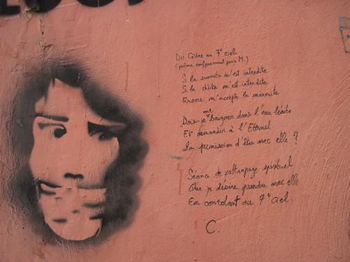 Poem Graffiti