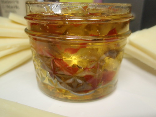 mom's pepper jelly