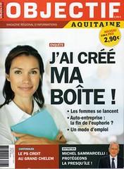 Objectif Aquitaine mars 2011