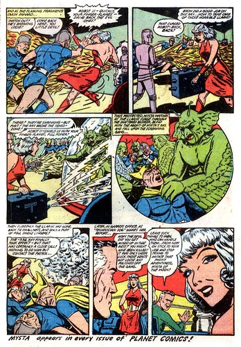 Planet Comics 61 - Mysta (July 1949) 07