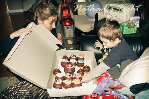 super mario cupcakes-2