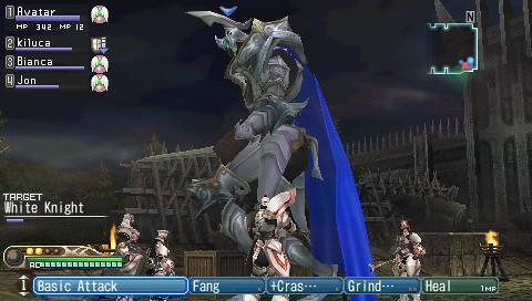 White Knight Chronicles Returns To PS3 And Debuts On PSP