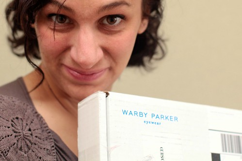 Warby Parker Try On