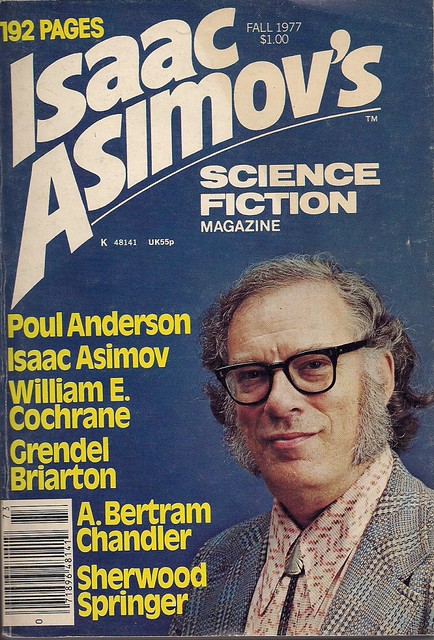 Isaac Asimov's Science Fiction Magazine Fall 1977