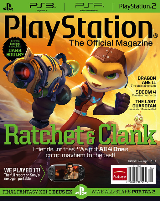 PlayStation The Official Magazine - 0411